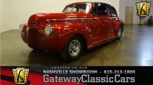 1941 Chevrolet Sedan