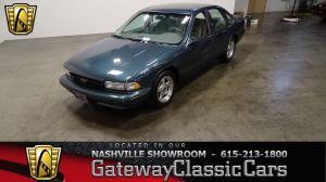 1996 Chevrolet Caprice  Impala