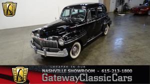 1948 Mercury Sedan