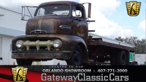 1951 Ford F5  Flatbed COE