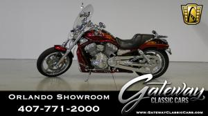 2005 Harley Davidson VRSCSE