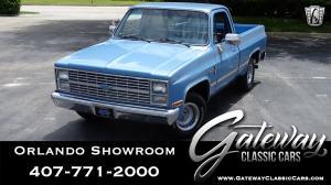 1984 Chevrolet C10 Custom