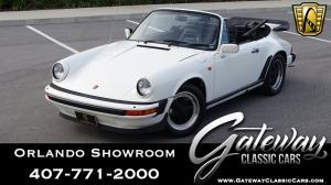 1983 Porsche 911  SC