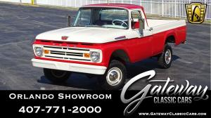 1962 Ford F100 4x4