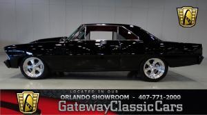 1967 Chevrolet Nova Restomod