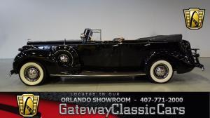 1938 Packard 1605
