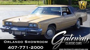 1976 Oldsmobile Toronado