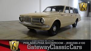 1965 Valiant Wagon