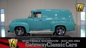 1956 Ford F100 Panel Truck