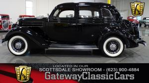 1936 Ford Deluxe Fordor