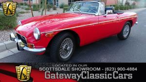 1972 MG MGB Roadster