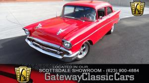 1957 Chevrolet 210 Post Coupe