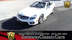 2009 Mercedes-Benz SL63