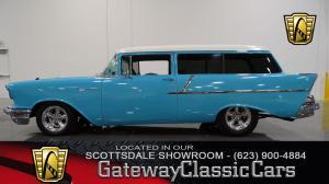 1957 Chevrolet 150 Handyman Wagon