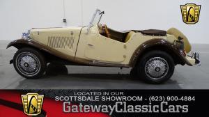 1952 MG Roadster