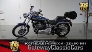 2003 Harley Davidson FXSTDI