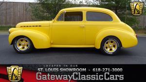 1940 Chevrolet Tudor