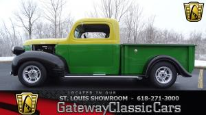 1940 Plymouth Pickup