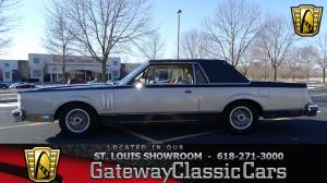 1981 Lincoln Continental Mark VI