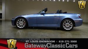2006 Honda S2000 Supercharged