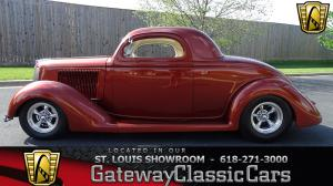 1936 Ford 3 Window