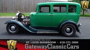 1931 Ford Sedan Slant Window
