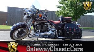 1998 Harley Davidson FLSTS