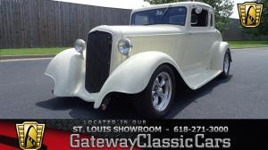 1933 Plymouth Tudor