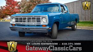 1974 Dodge D100 Club Cab