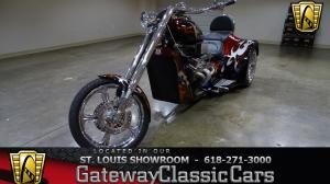 2007 V8 Chopper Trike