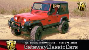1989 Jeep Wrangler YJ