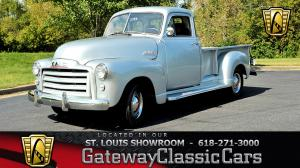 1953 GMC 5 Window Deluxe