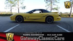 2002 Pontiac Firebird Trans Am CE