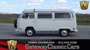 1974 Volkswagen Kombie  Van