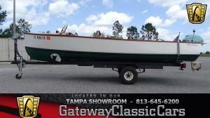 1933 Old Town Canoe Co 16 Ft Runabout