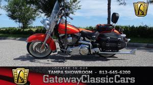 2012 Harley Davidson FLSTC