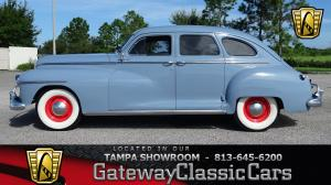 1948 Dodge Deluxe Sedan