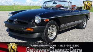 1979 MG MGB Limited Edition