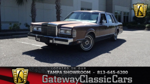 1988 Lincoln Town Car Signature