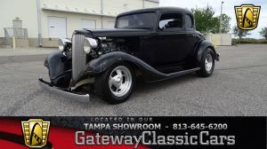 1933 Chevrolet Tudor