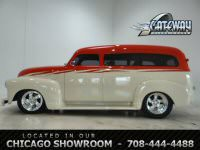 1949 Chevrolet Suburban for sale