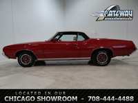 1972 Oldsmobile Cutlass for sale
