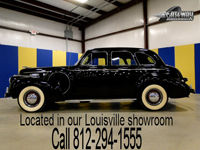 1940 LaSalle 50 Sedan for sale