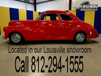 1947 Chevrolet Coupe for sale