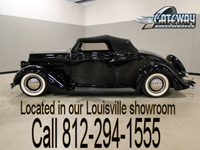 1935 Ford  Cabriolet for sale