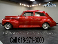 1941 Chevrolet Special Deluxe for sale
