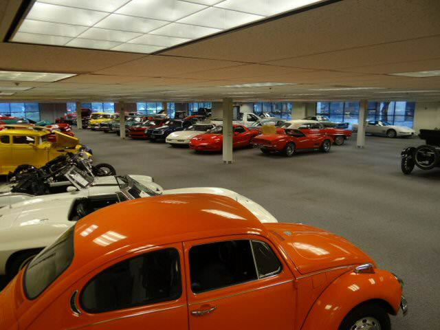 Gateway Classic Cars Detroit | AllCollectorCars.com