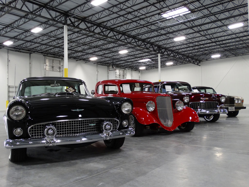 Classic Cars For Sale Houston Area: Houston Showroom Contact