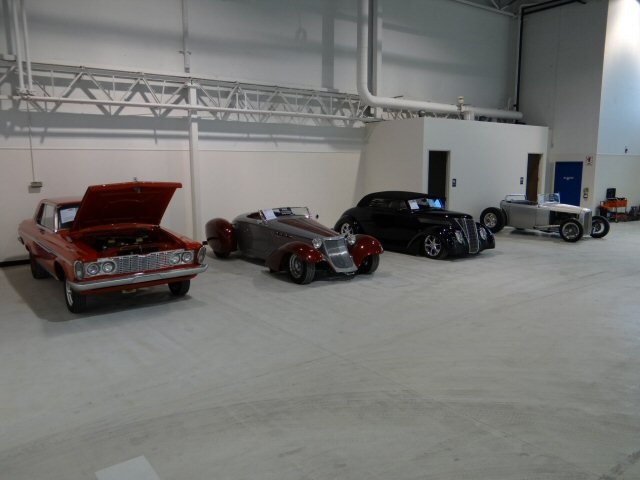 Indianapolis Showroom Contact Gateway Classic Cars