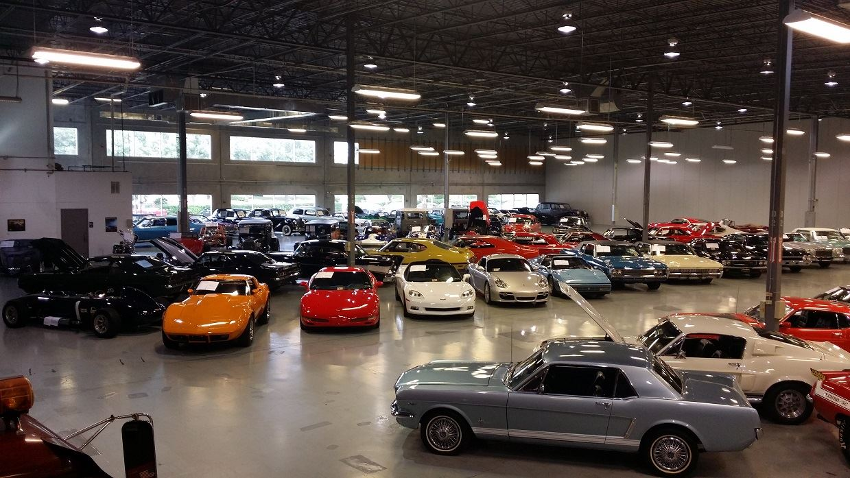 Orlando Auto Show >> Orlando Showroom Contact And Directions Gateway Classic Cars